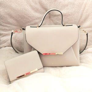 Kate Spade Matching Envelope Handbag and Wallet